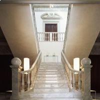 palacio de los patos,escaleras